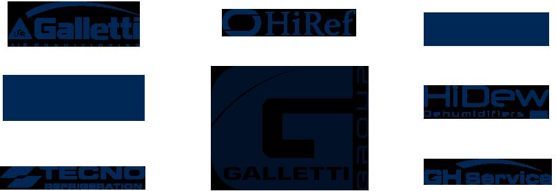 Galletti... un siècle d'expérience dans le climat